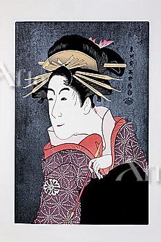 Toshusai Sharaku,Japan,18th Century