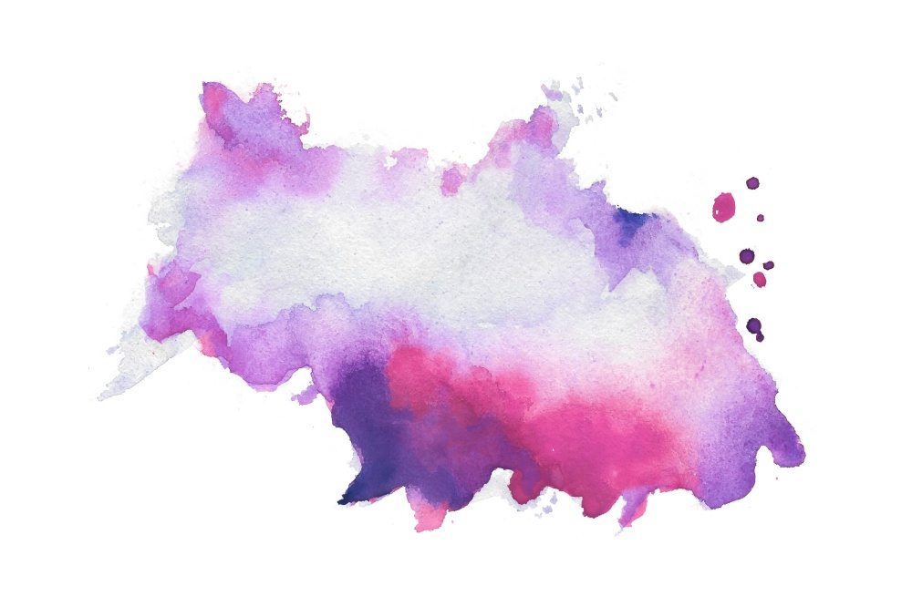 abstract hand painted watercolor texture background design